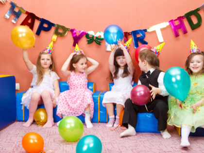 Opening A New Business: Children's Party Venue